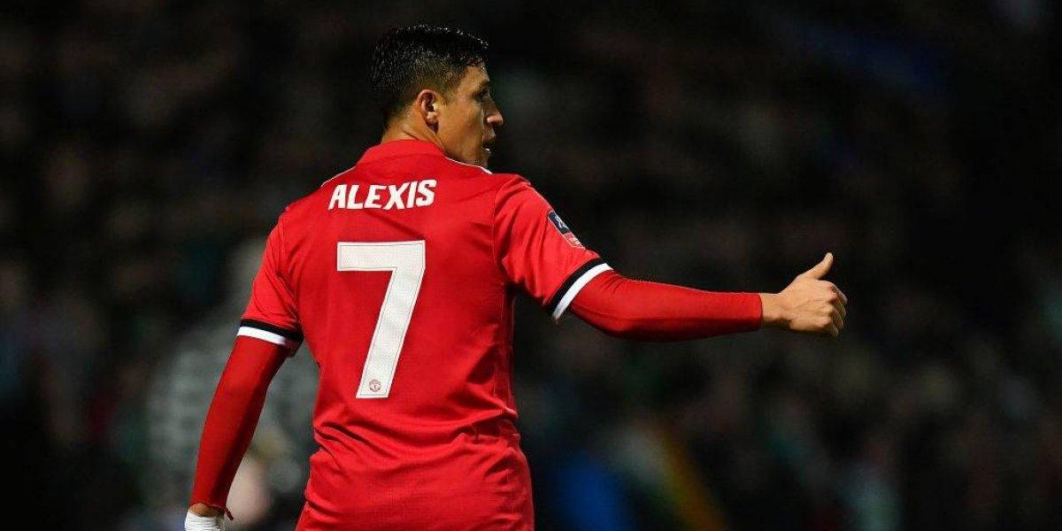Da frutos: Manchester United batió récord de venta de camisetas gracias a Alexis