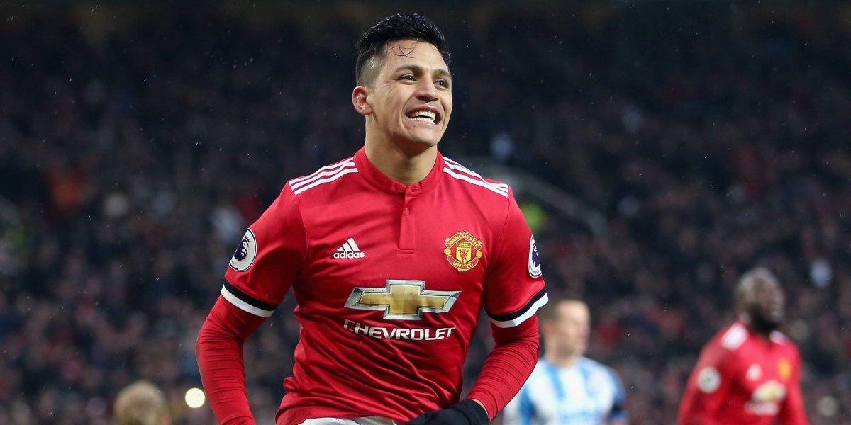 """Histórico del United que inspiró el cántico a Alexis: """"Tiene la chance de convertirse en leyenda, en Arsenal nunca lo iba a conseguir"""""""