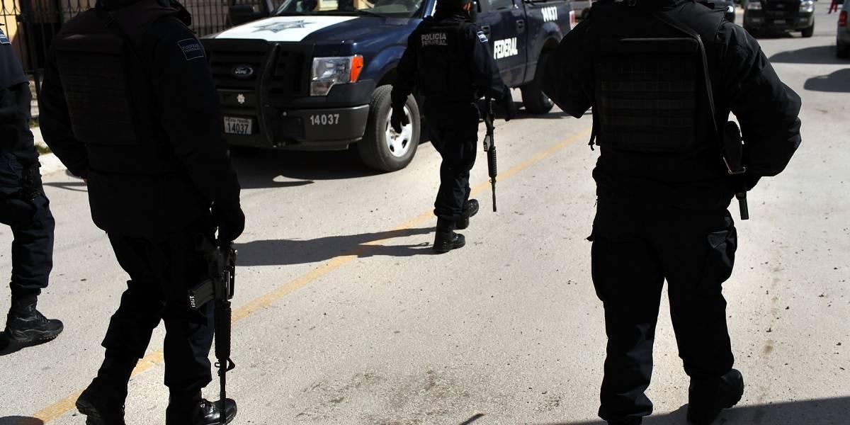 Cinco policías mexicanos arrestados por secuestro