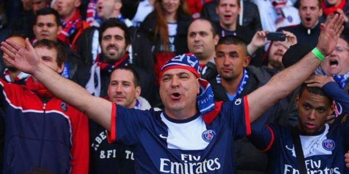 Identifican a hombre que apuñaló a hincha del PSG en Barcelona