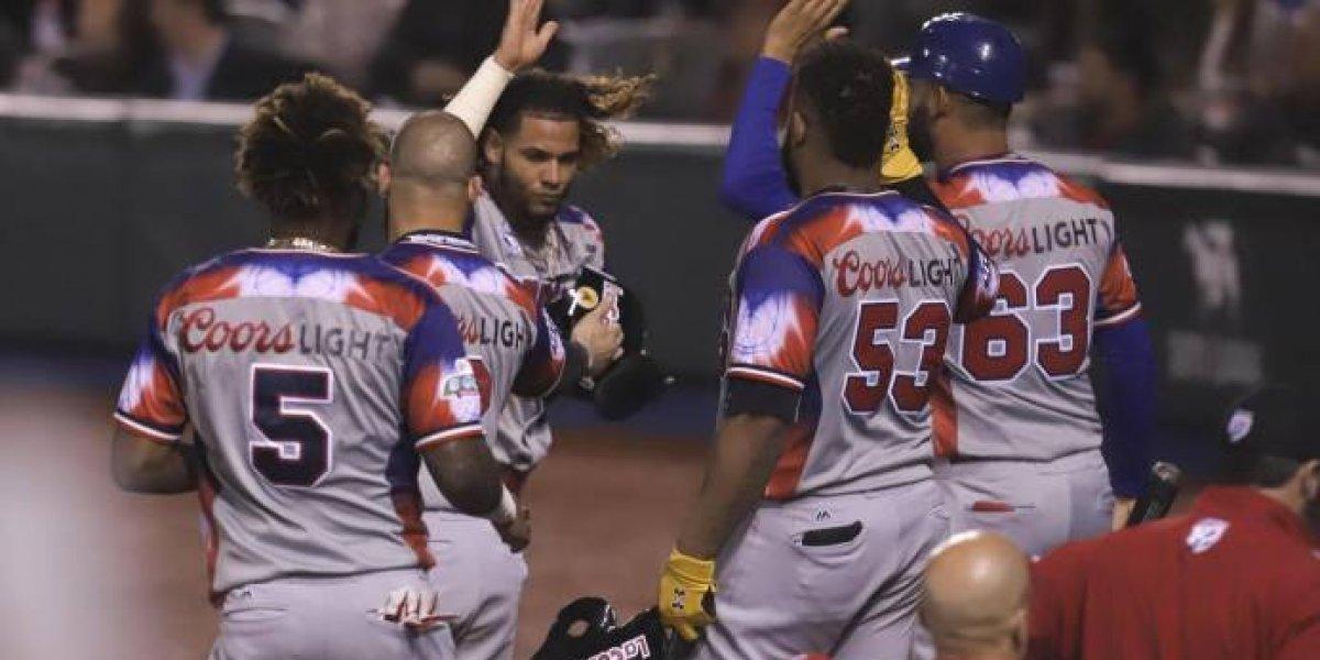 República Dominicana se enfrentará a Puerto Rico en Final de la Serie del Caribe