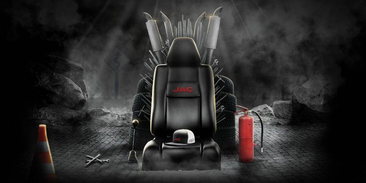 JAC Camiones busca al rey de los caminos