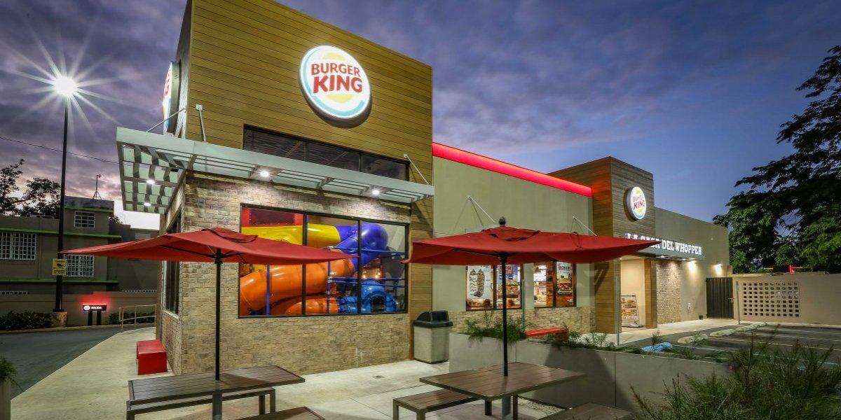 Burger King presenta la nueva imagen de sus restaurantes