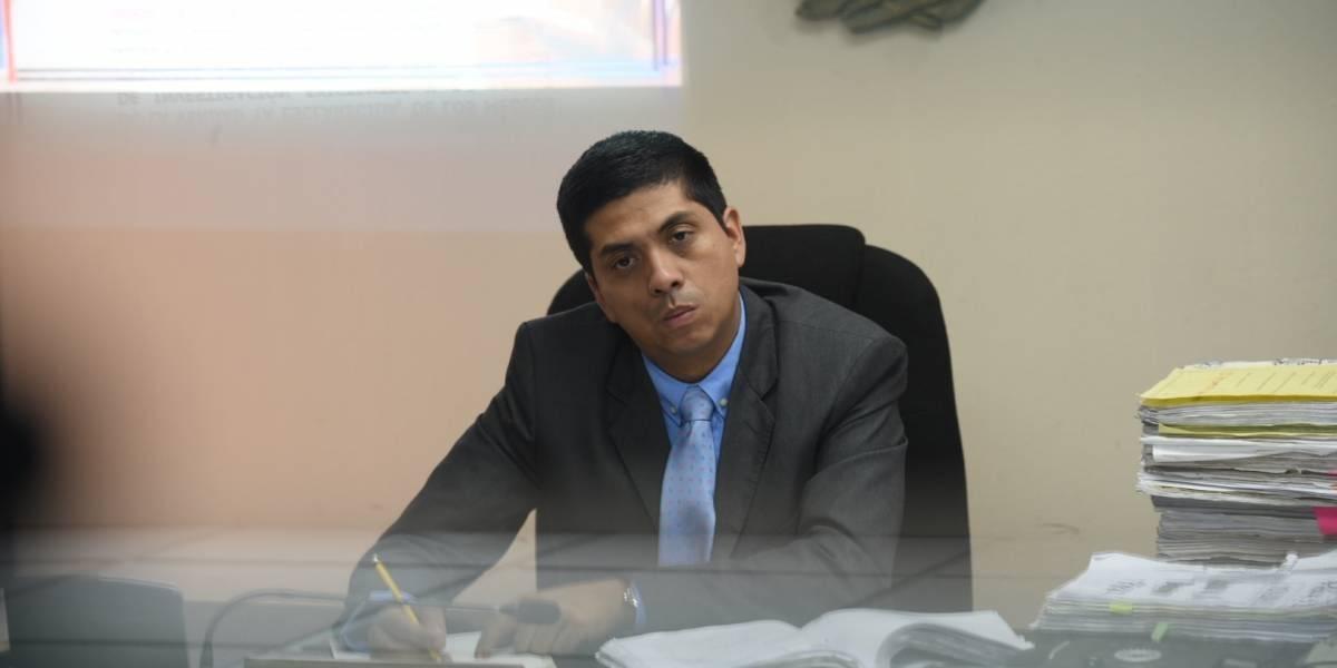 Supervisión de Tribunales beneficia al juez Mynor Moto