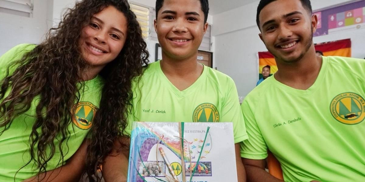 Desarrollo Cooperativo promueve diálogo cooperativas juveniles en Vieques