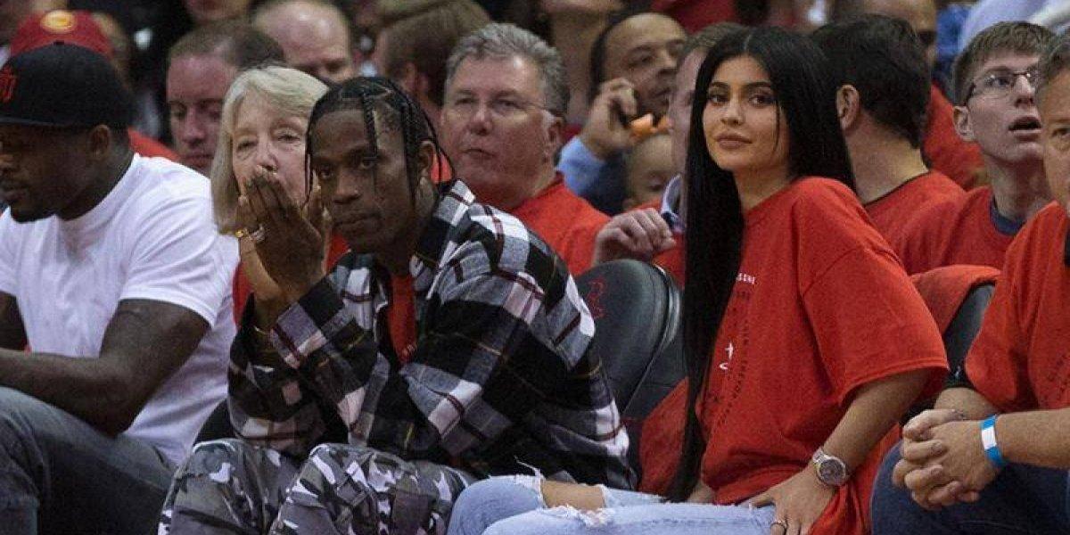 Por que Kylie Jenner e o pai da sua filha não vão morar juntos?