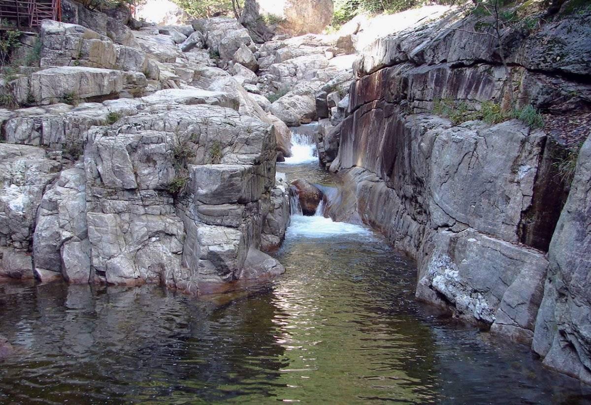 Parque Nacional de Odaesan