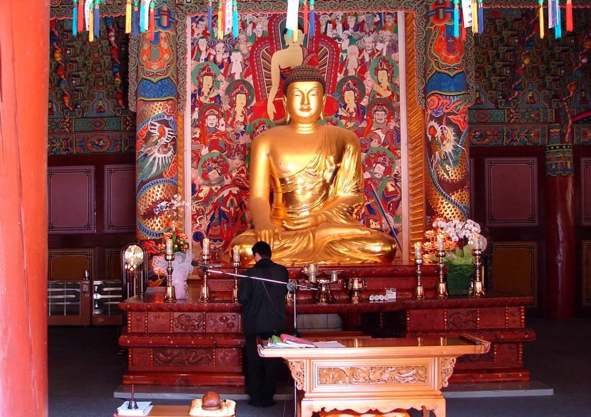 Templo Woljeongsa