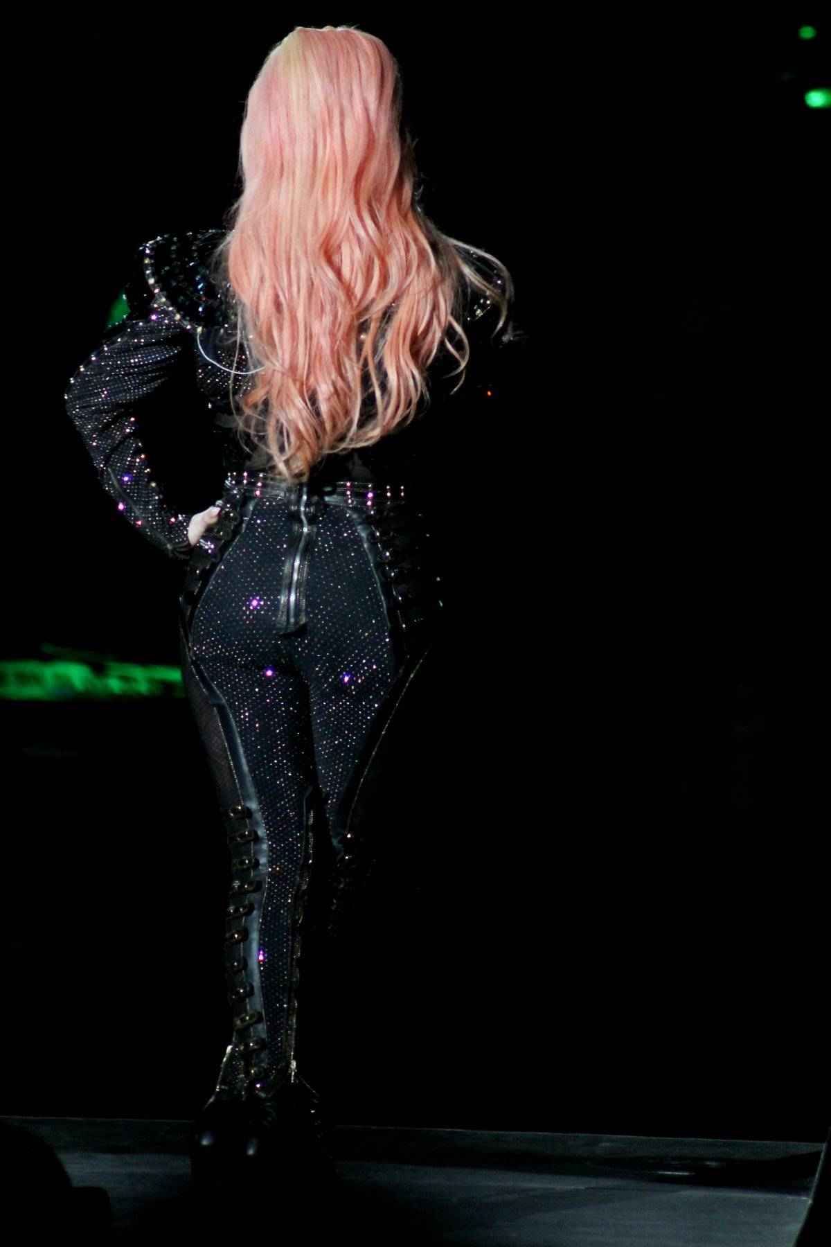 Recital de Lady Gaga en Chile