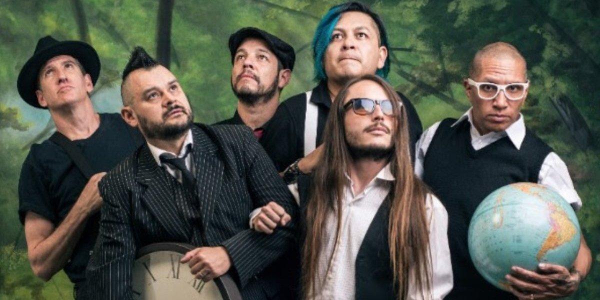 Los Estrambóticos preparan nuevo disco 'Basado en hechos reales'