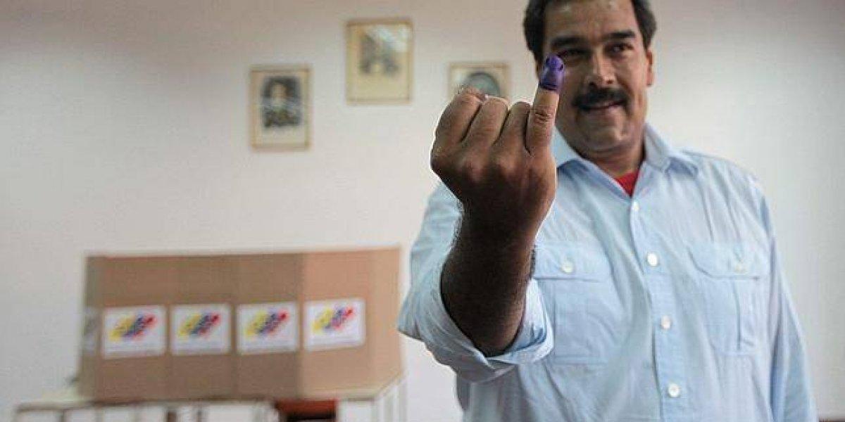 Otro golpe de Maduro: fijó solo las elecciones