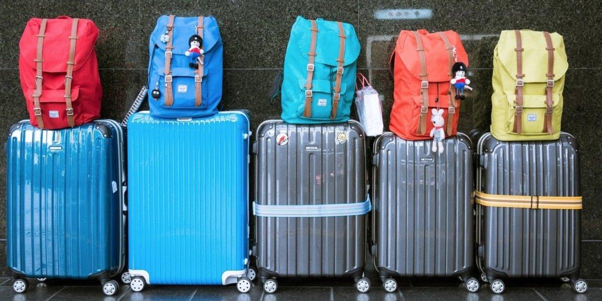 Tips para no llevar de más en tu maleta si sales de viaje