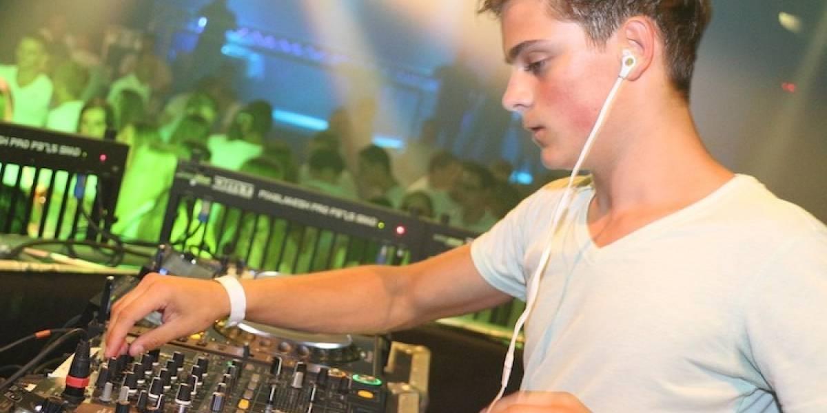 Martin Garrix, el joven genio de la música electrónica
