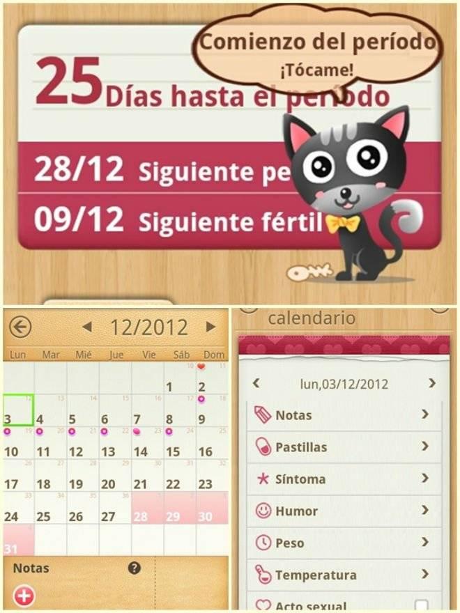 Mi Calendario Menstrual: la app que varias mujeres debieran llevar ...