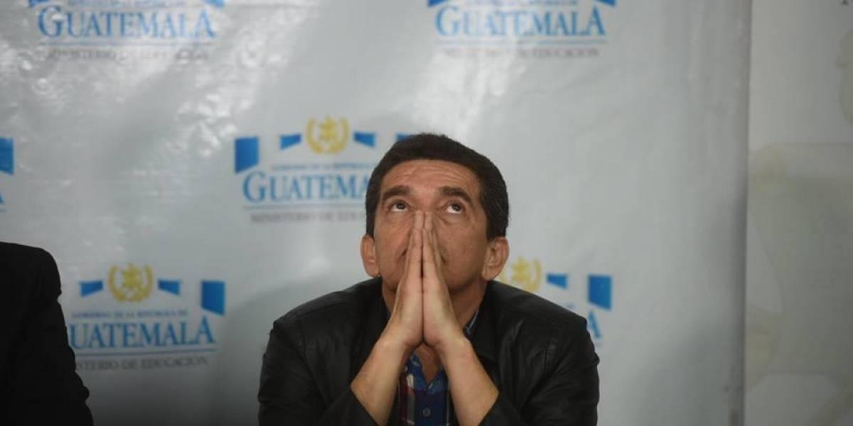 Joviel Acevedo anuncia paro de labores y manifestación para la próxima semana