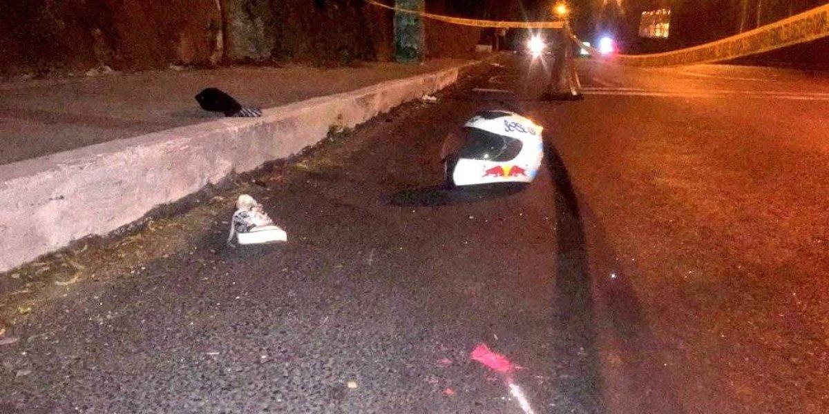 Motorista muere tras ser atacado por asaltantes en la zona 10