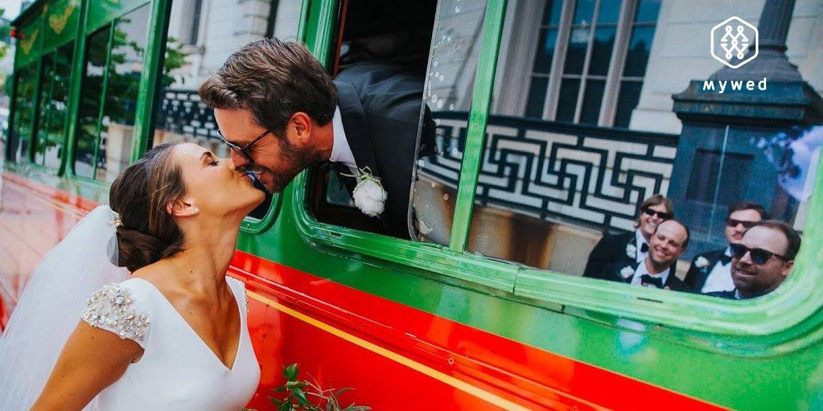 Estas impactantes fotografías de boda fueron las mejores del 2017