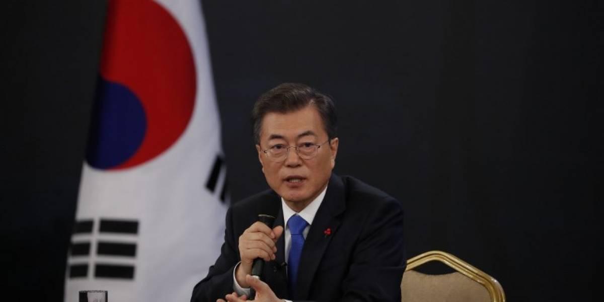 Presidente surcoreano se reunirá con la hermana de Kim Jong-un