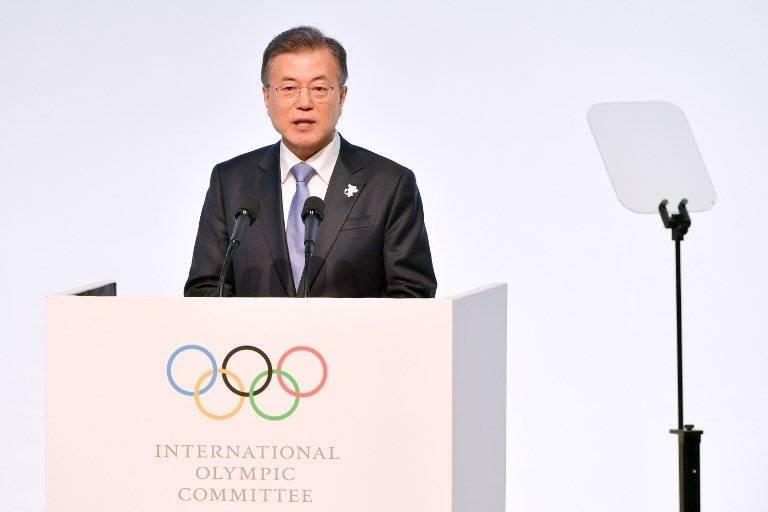 Moon Jae-in, presidente surcoreano