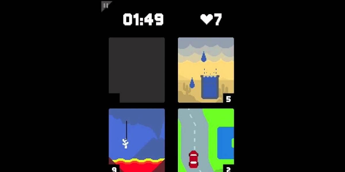 Mini Mix Mayhem: já pensou jogar vários títulos de pixel art de uma só vez? Nós testamos!
