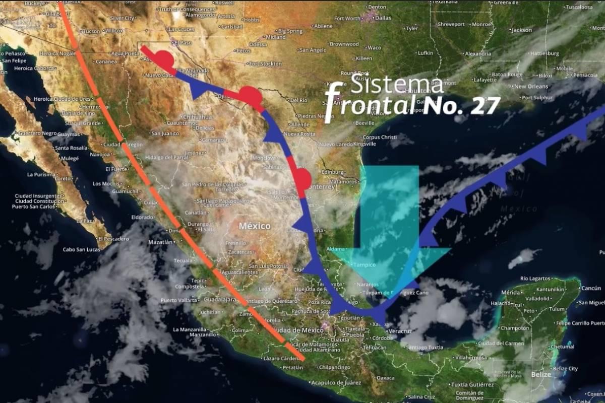 Temperatura alcanzará 26 grados en la Ciudad de México