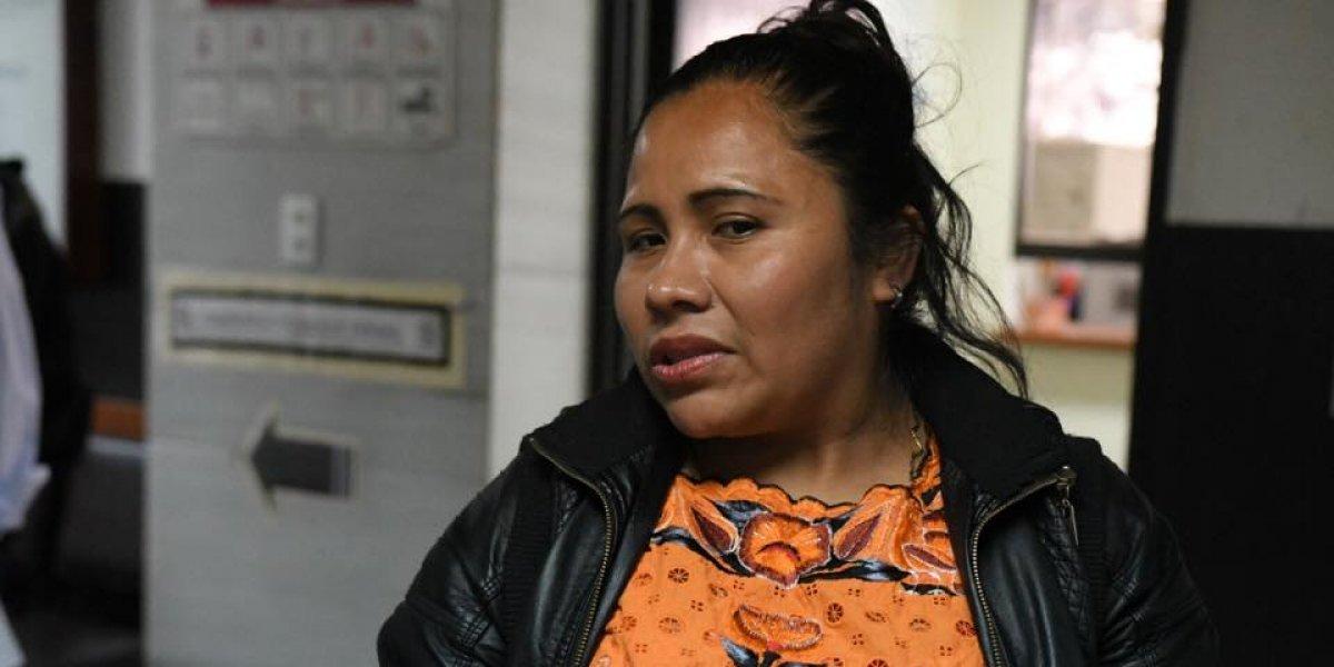 Se inicia juicio contra mujer señalada de vender a su bebé de tres meses