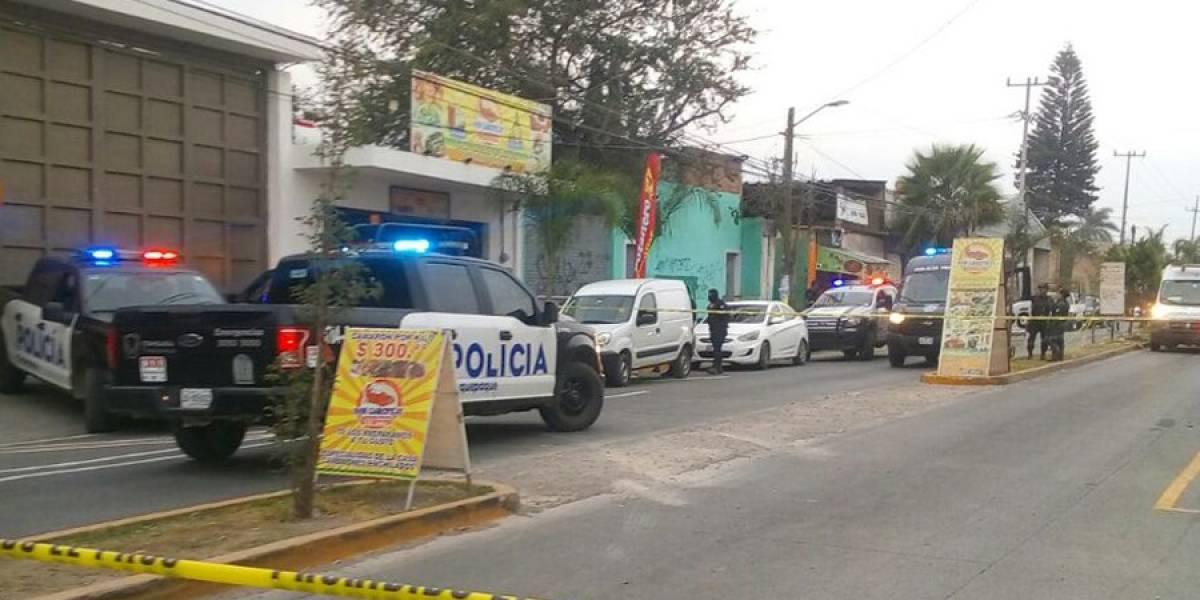 Seis muertos tras ataque en un restaurante de San Pedro Tlaquepaque