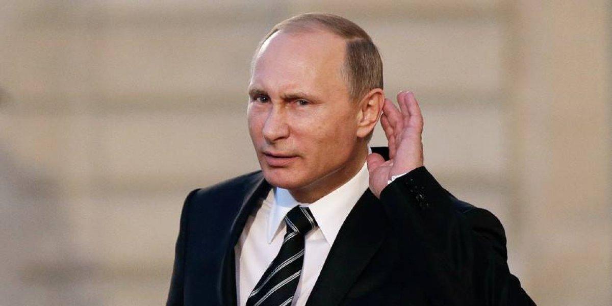 Vladimir Putin, sin rivales para el Kremlin