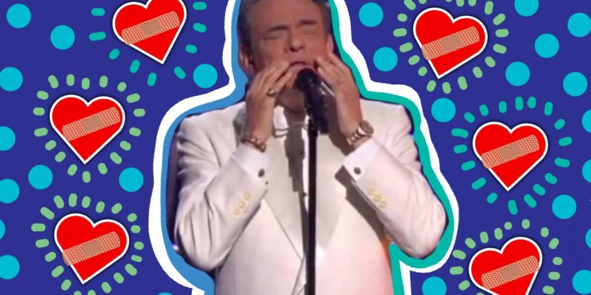 5 canciones de José José que te hicieron sentir bien luego de una decepción amorosa