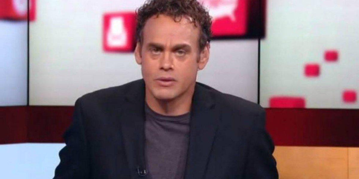 Ricardo Peláez 'explota' contra Faitelson y lo llama 'estúpido' en vivo