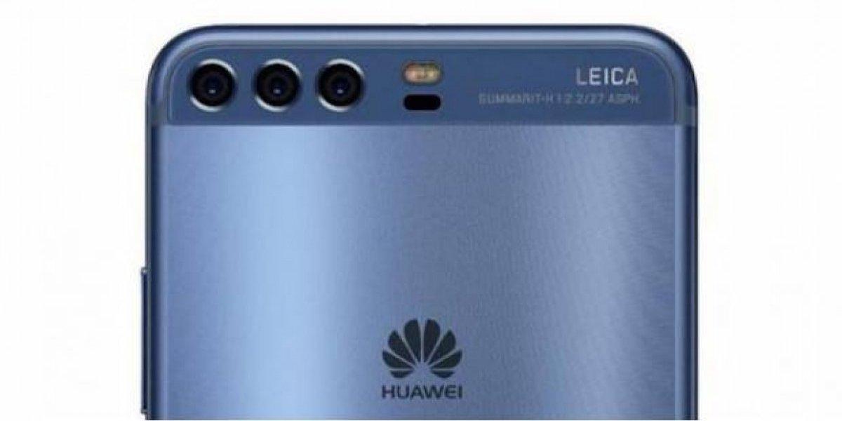 Huawei podría integrar una cámara triple a su próximo smartphone
