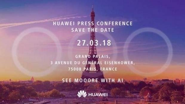 Huawei Invitación