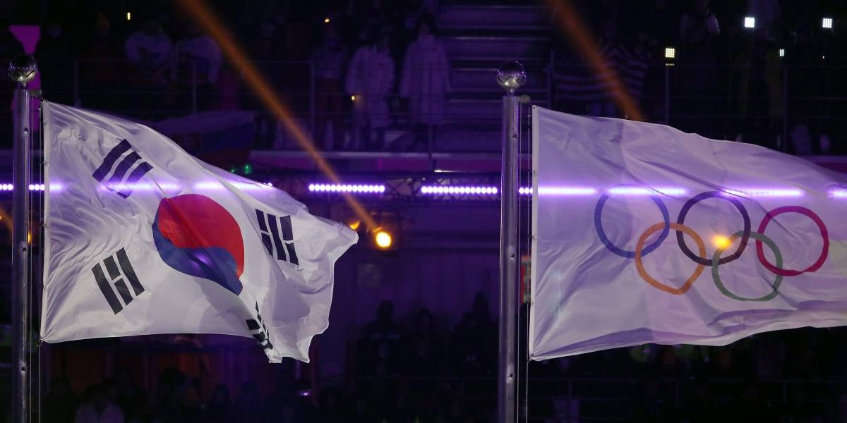 Começaram as Olimpíadas de Inverno! Confira as imagens da cerimônia de abertura
