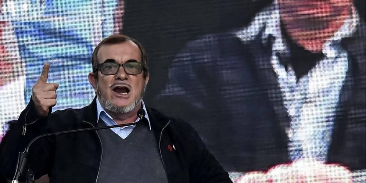 Colombia: el partido político FARC suspende su campaña presidencial y legislativa