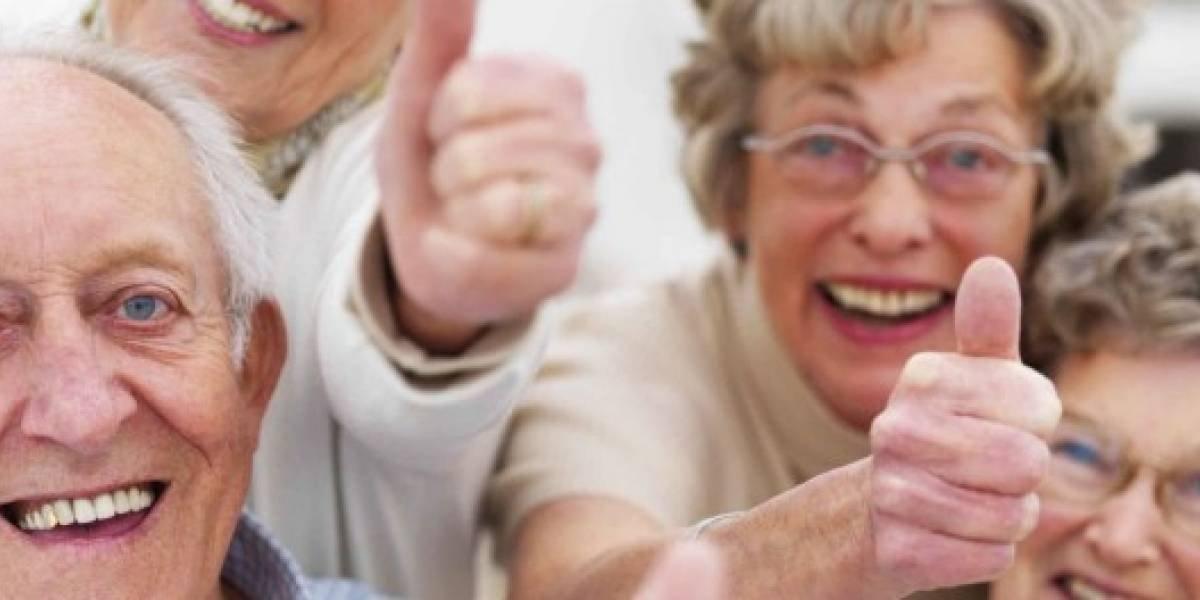 Envejecer con actitud positiva nos protege del Alzhéimer