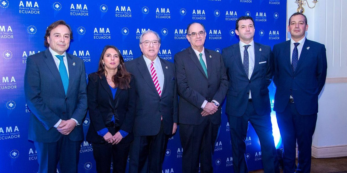 """AMA"" América Seguros Ecuador está presente en el mercado ecuatoriano"
