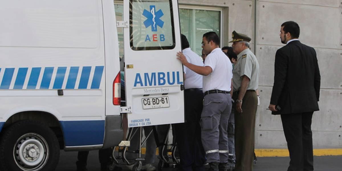 Lebu: niña de 5 años falleció tras atragantarse con una uva