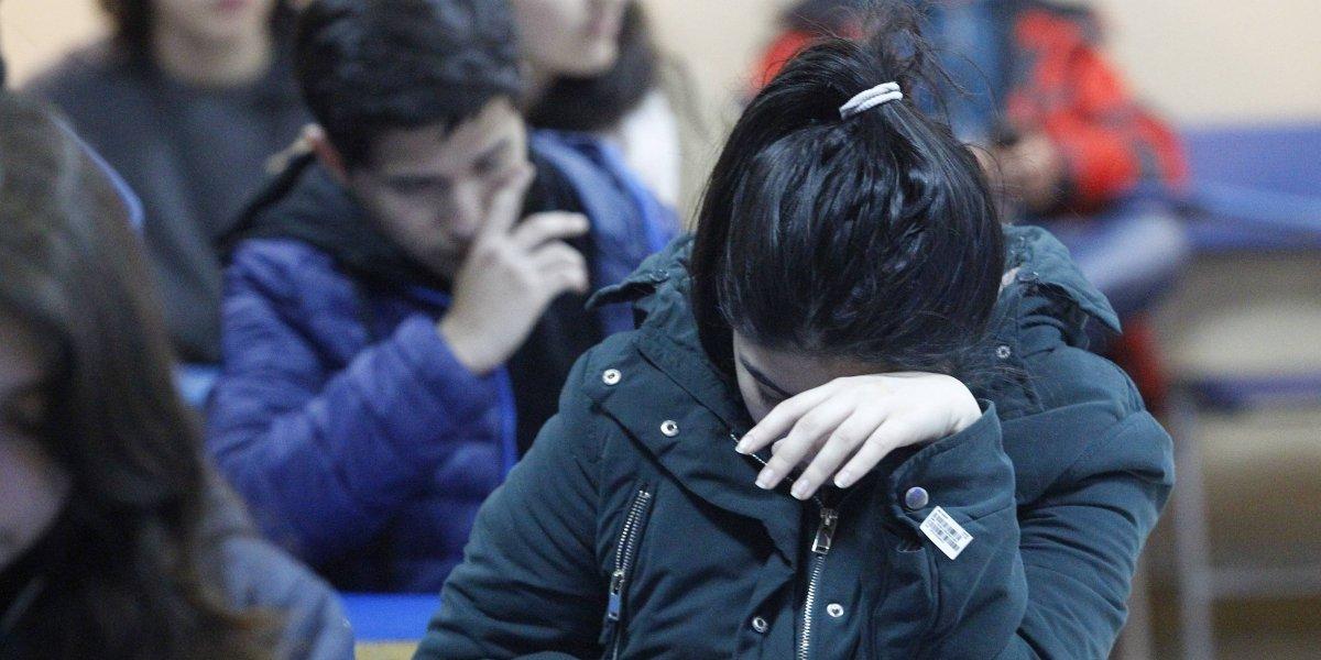 Expertos lo confirman: 71% de universitarios sufre de insomnio y 20% se queda dormido