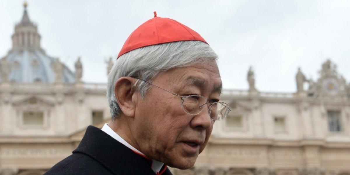 """Ex arzobispo de Hong Kong denuncia acuerdo: """"Católicos en China quedarán encerrados en una pajarera"""""""