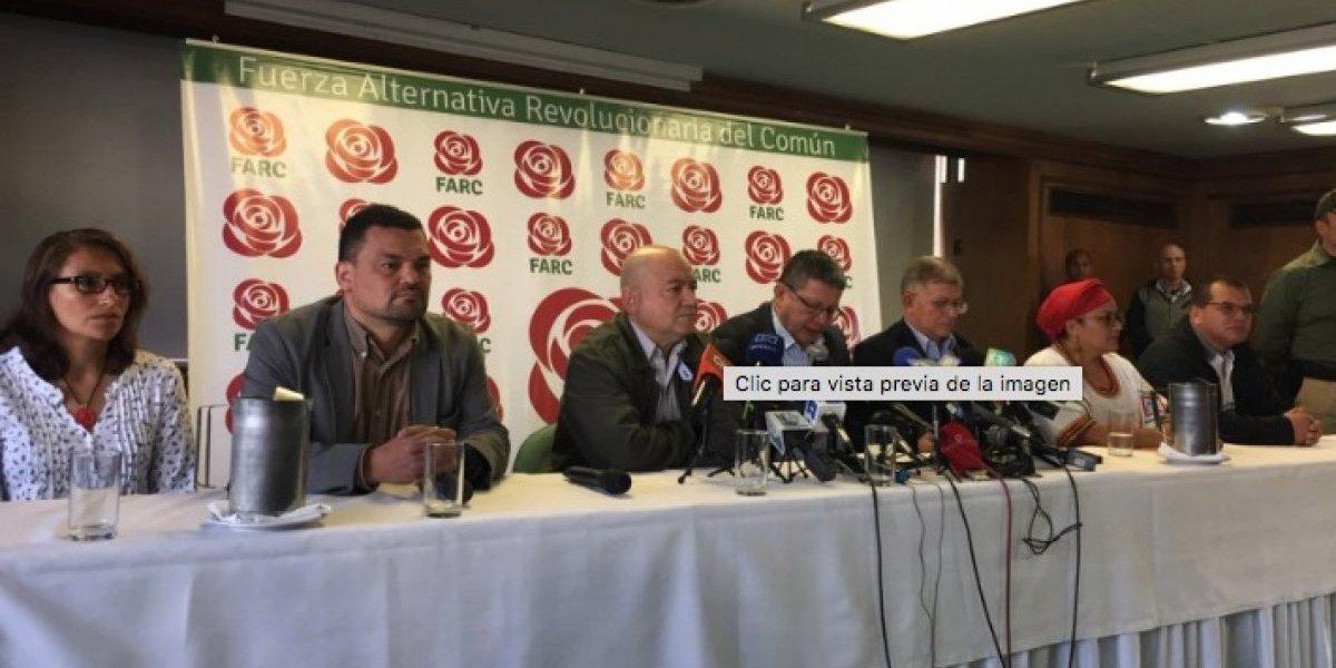 """Las funas persiguen a """"Timochenko"""": Farc suspende campaña electoral pero no se retira"""