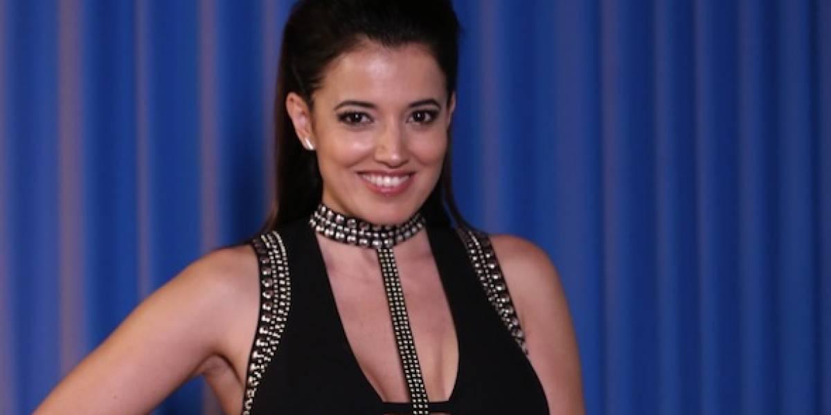 """Yamila Reyna habla de su salto de las teleseries a los festivales: """"Hay que estar un poco loca"""""""