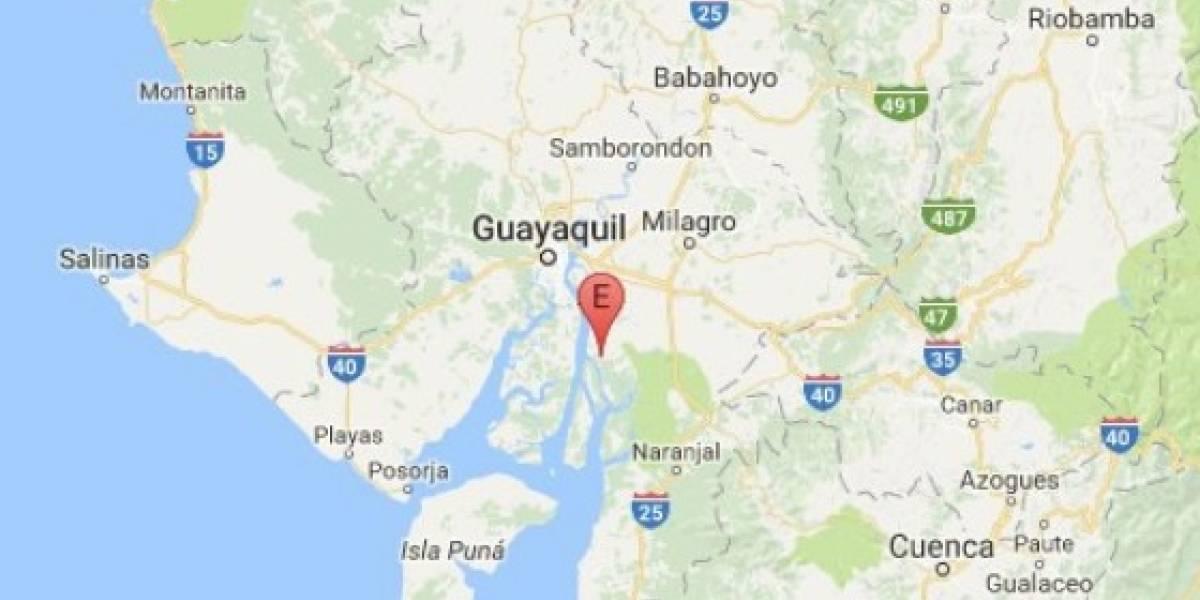 Sismo de 3,8 se registra en Duran, Guayas
