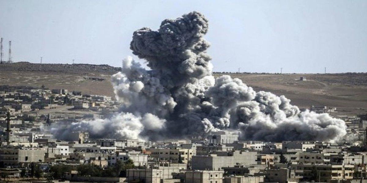 """Aviación turca recrudeció ataques contra enclaves """"terroristas"""" sirios"""