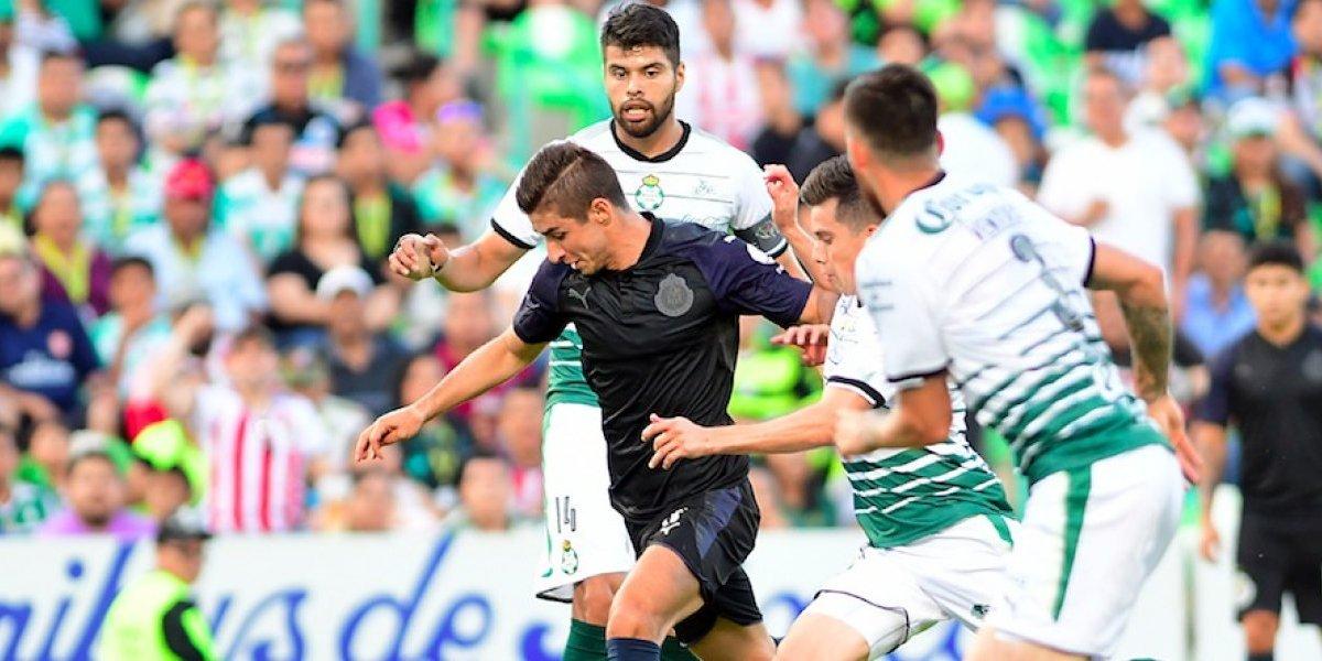 Chivas vs. Santos, ¿dónde y a qué hora ver el partido?