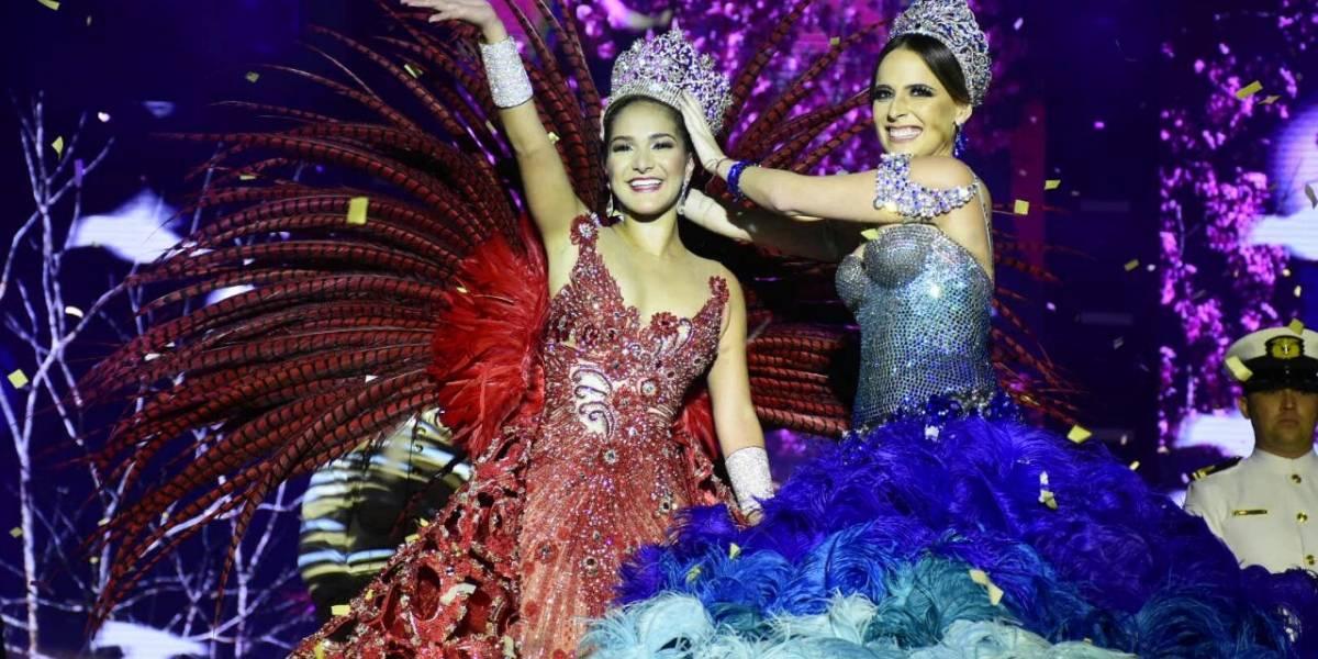 Los mejores momentos de la coronación de la Reina del Carnaval de Barranquilla