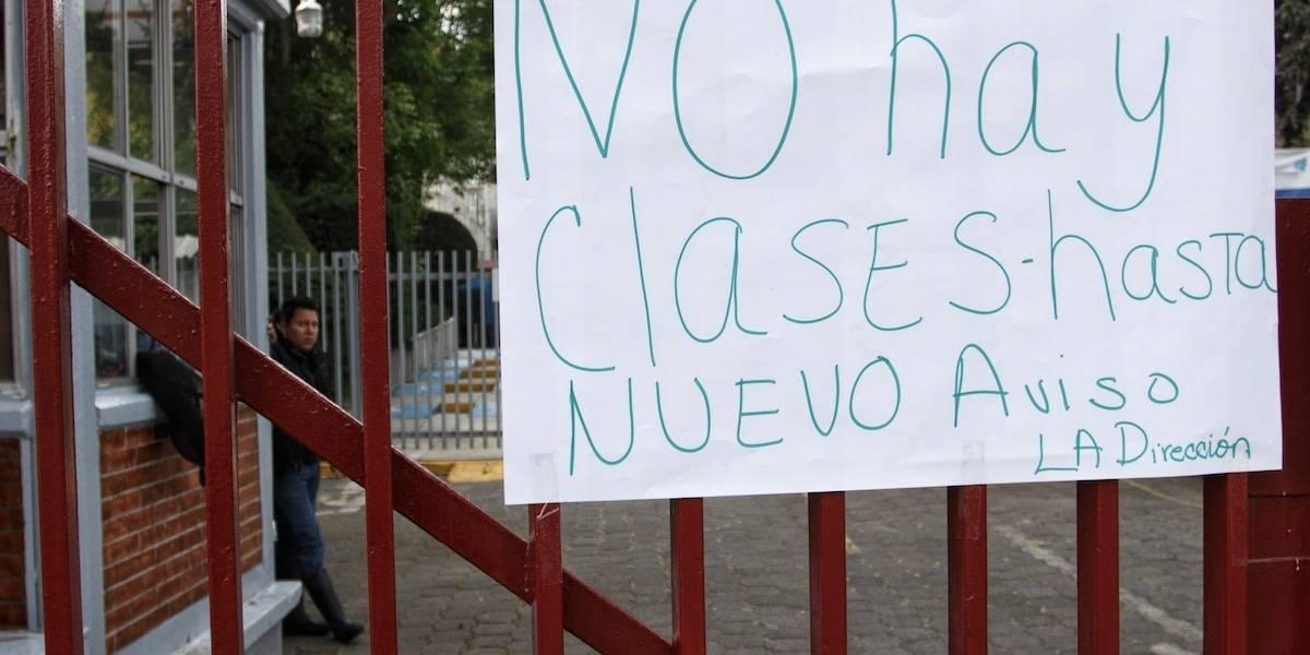 Dos niños se intoxican con raticida en escuela de Edomex