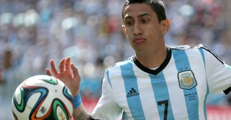 Angel Di María vuelve a la selección de Argentina
