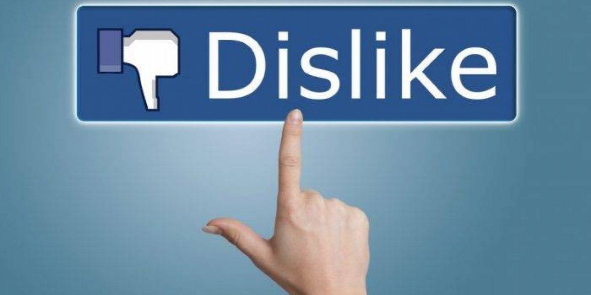 """Facebook está testando o botão """"Não Curti"""""""