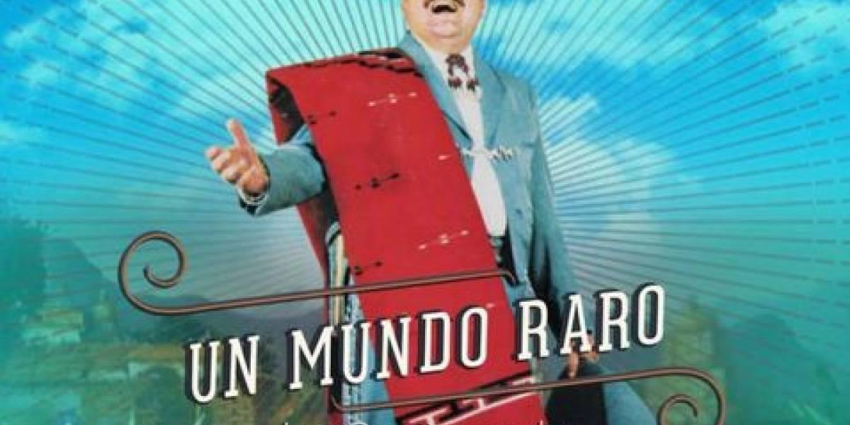 'Un mundo raro' homenajea a José Alfredo Jiménez con nuevo sonido de mariachi