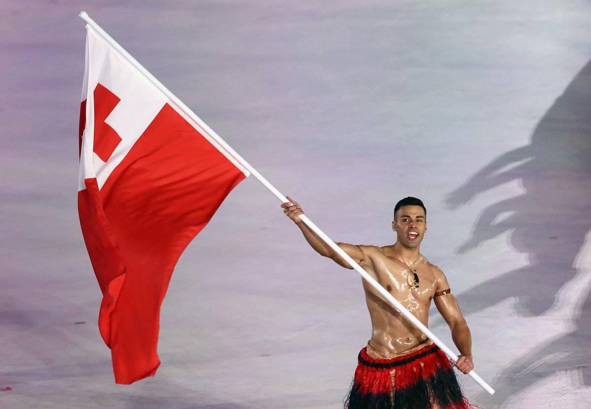 Tonga, Juegos Olímpicos de invierno